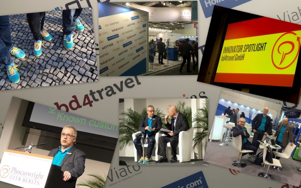 Successful ITB for bd4travel