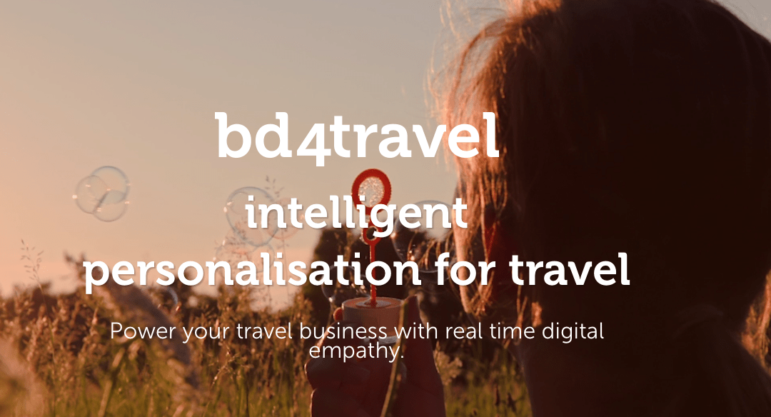 Why intelligent personalization will win over Search Engine Marketing in Travel