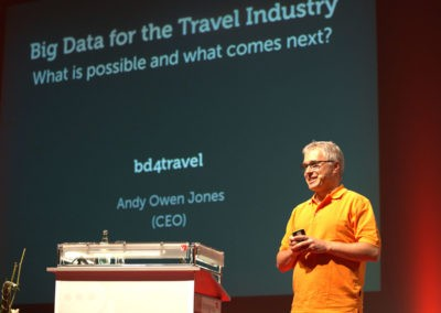 Andy and Big Data for the Travel Industry