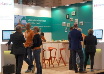 bd4travel booth at ITB Berlin