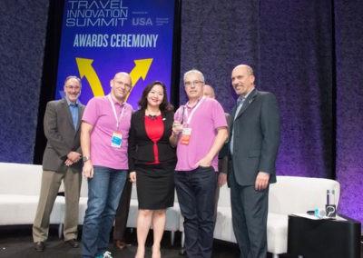 bd4travel won the Travel Innovation Summit award