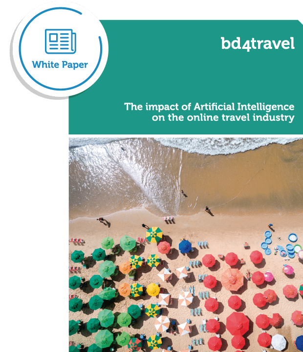 The impact of AI on the online travel industry