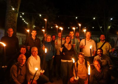 torchlight group picture