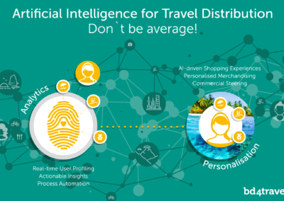 bd4travel - Intelligent Personalisation for Travel