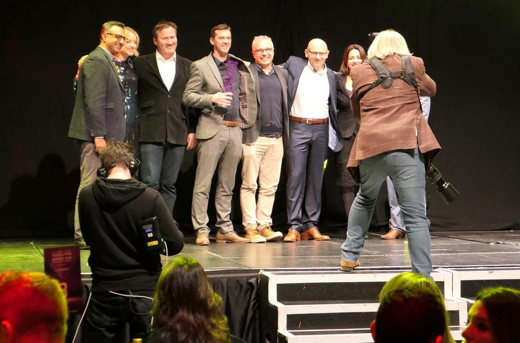 Travolution Awards 2018: Best Technological Innovation award for bd4travel & Travel Republic