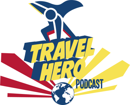 Travel Hero Podcast with Andy Owen Jones