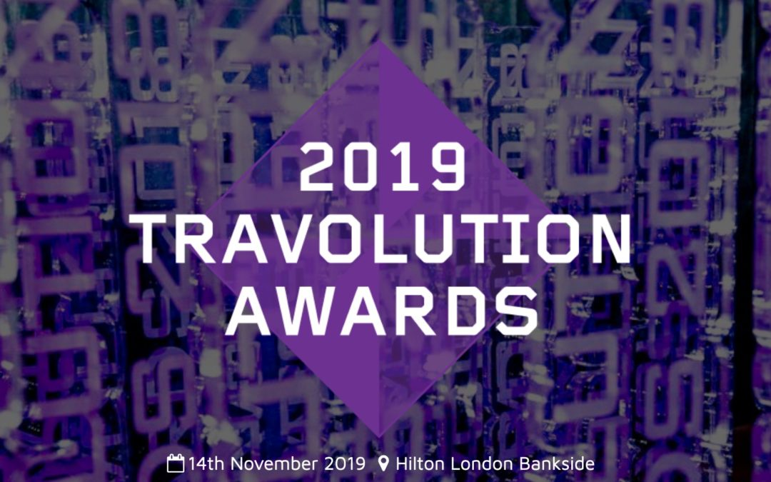 Meet bd4travel at the Travolution Awards 2019