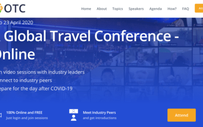 Meet bd4travel this week online at OTC