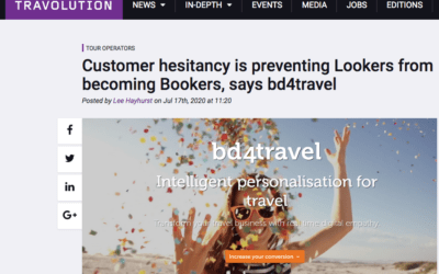 Customer hesitancy is preventing Lookers from becoming Bookers