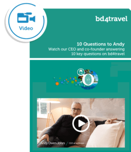 10 Questions to Andy