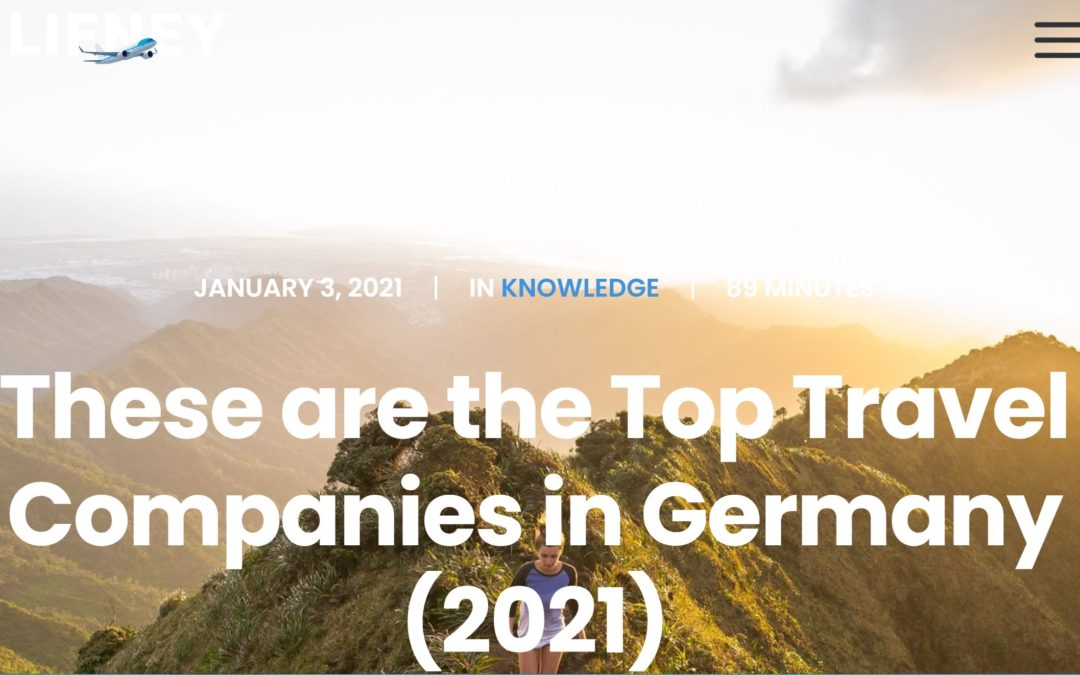 bd4travel listed with Top Travel firms 2021