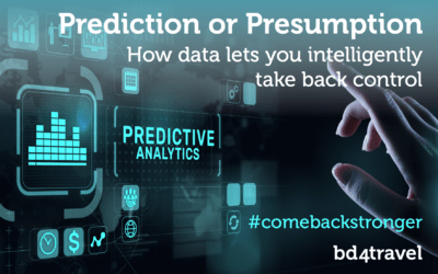 Prediction or Presumption – how data lets you intelligently take back control