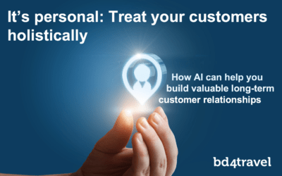 It's personal: treat your customers holistically