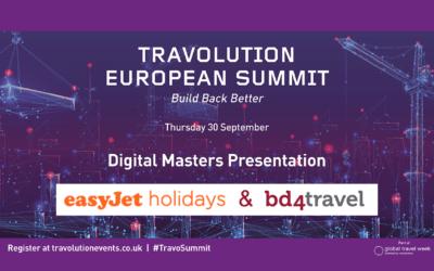 Travolution European Summit 2021, London